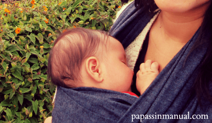 Los bebés necesitan brazos