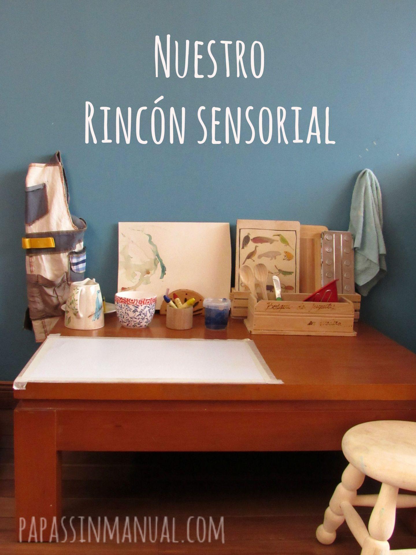 Nuestro rincón sensorial