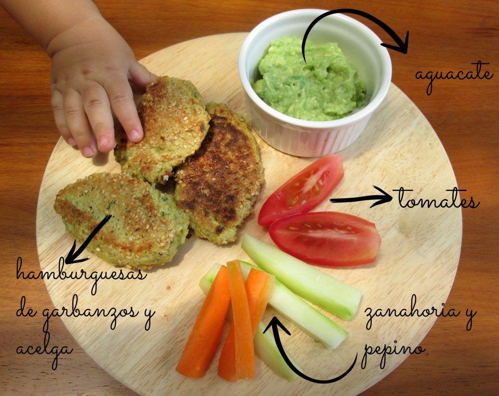 Alimentos método BLW