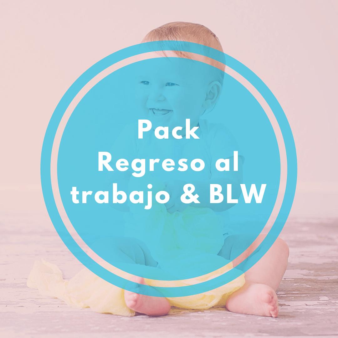 Pack Regreso Al Trabajo Y Blw Esfera Maternal